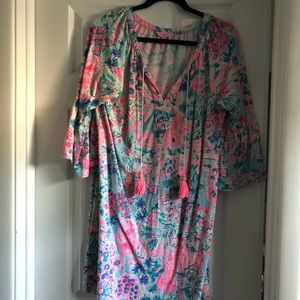 GUC Lilly Pulitzer dress